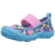 crocs Kids' Duet Busy Day MJ Graphic PS Mary Jane