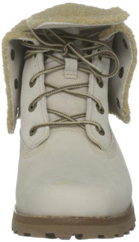 Timberland2011 - Botas con cordones Blanco (Weiß (Off White Nubuck))