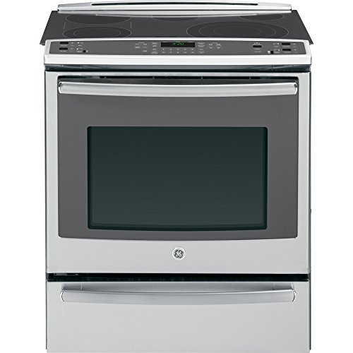 GE PS920SFSS Stainless Electric Smoothtop