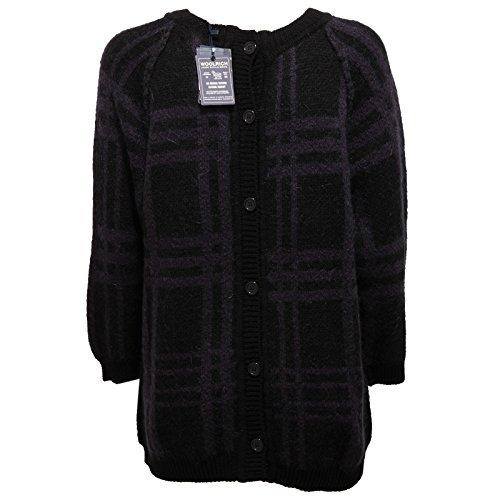 Woman Nero Sweater blu Nero Woolrich Blu Maglione Donna 3579v Wool xH1qtS0wH