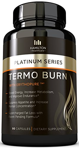 Thermogenic Pending Formula Natural Ingredients product image