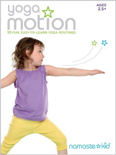 Yoga Motion - Yoga DVD for Kids Ages 2.5+ by Lindsay McCoy ...