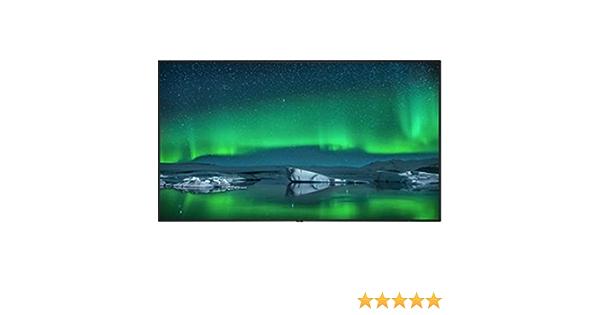 2160p V Series LED Display 4K UHD 86 inch Class 3840 x 2160 NEC V864Q-AVT2 MultiSync HDR Edge-lit Digital Signage with TV Tuner
