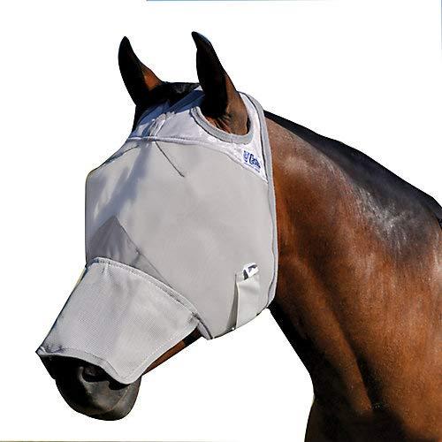 Cashel Crusader Long Nose Fly Mask Arabian