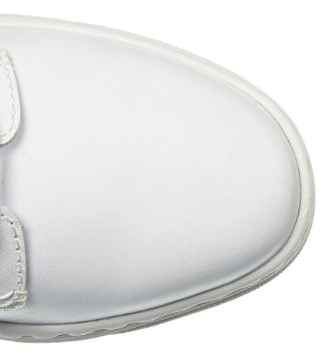 Dr. Martens Newton Mono Blanc Botte De Mode Blanc