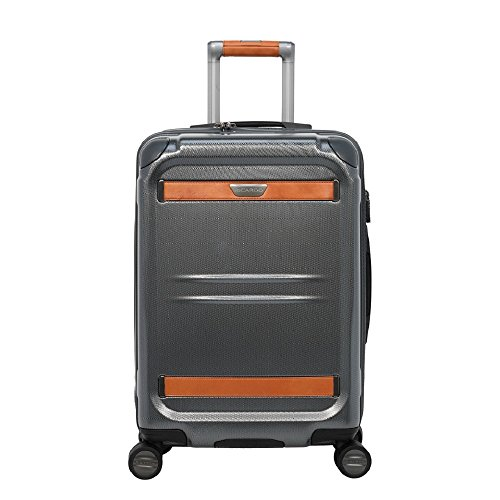 Ricardo Beverly Hills Ocean Drive 21-Inch Spinner Carry On Luggage, Silver by Ricardo Beverly Hills