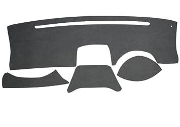 Bms Fleece Dash Mat Black Honda Mobilio Gb1 2 H13 12 Fdm H19