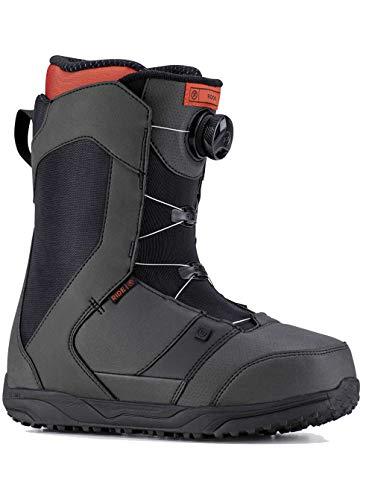 Ride Rook Boa Snowboard Boots 2019-8.0/Black