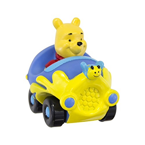 (Sassy Disney Roll Along Vehicle, Winnie Pooh)