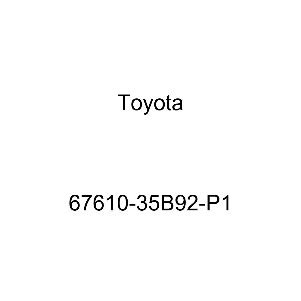 Genuine Toyota 67610-35B92-P1 Door Trim Board