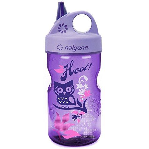 Water Bottle (Purple, 12-Ounce) ()