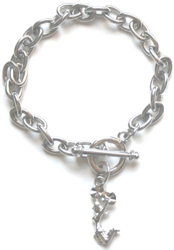 Cheer Girl Chain Bracelet (Bra