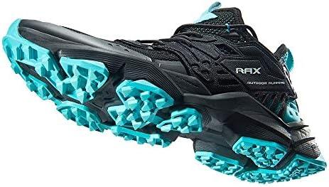 メンズ トレッキングシューズ 防滑 スポーツシューズ ハイキング アウトドア 滑を止め 登山靴 軽量 通気 耐磨耗