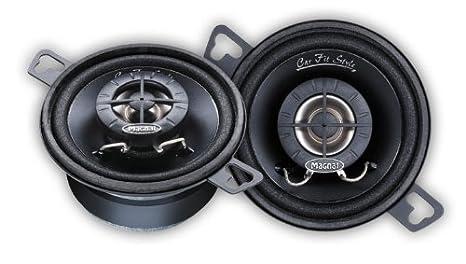 cableado Para coche Magnat CAR Fit Style 872 altavoz