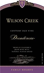 NV Wilson Creek Decadencia (Zinfandel) 375mL