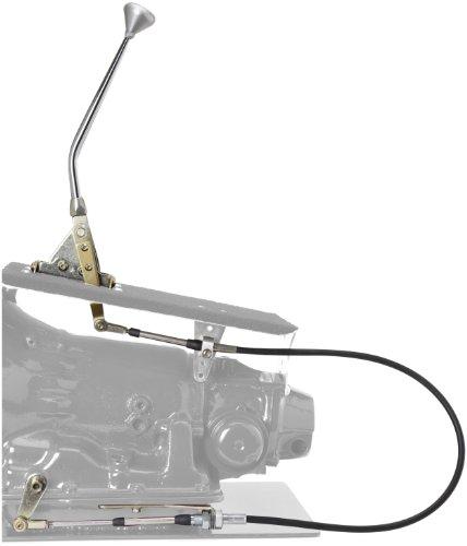 Lokar XCOS6AODDB Shifter for Ford AOD Transmission