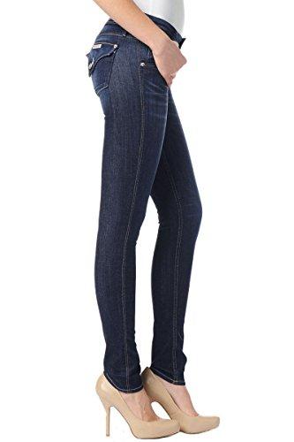 Hudson Jeans- Collin Skinny Stella (31 - 31) (Iron Flat Stella)