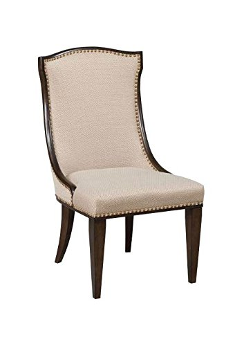 American Drew Grantham Hall 2 Piece Upholstered Dining Chair Set