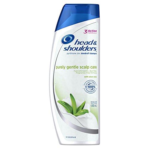 Head & Shoulders Purely Gentle Scalp Care Shampoo - 13.5 oz