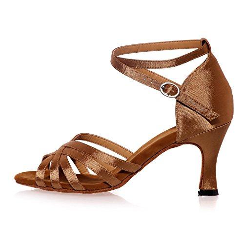 L@YC MáS Sandalias De Color Y Zapatos De Baile Se Pueden Personalizar / Multicolor / De Gran TamañO Yellow