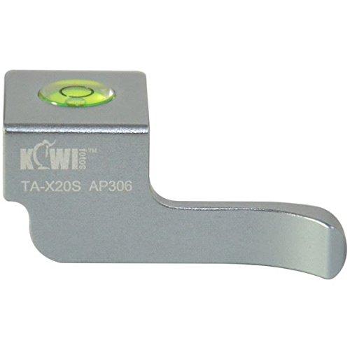 KIWI JJC FUJIFILM X20 / X10 専用サムレスト TA-X20S (サムグリップ)(シルバー)   B00I18P6QG