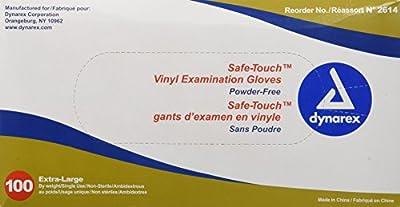 Vinyl Exam Gloves. Powder Free.