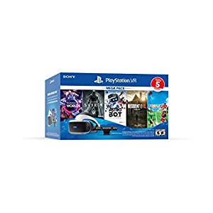 Best Epic Trends 41Df69PrL2L._SS300_ Playstation VR Bundle Five Game Pack