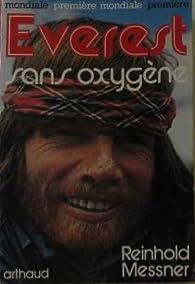 Everest sans oxygène par Reinhold Messner