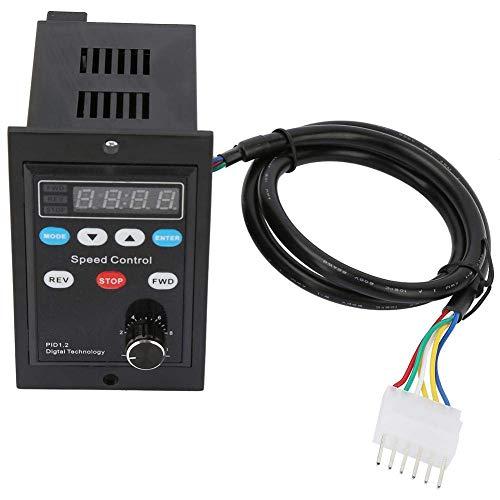Gulakey モーターはコントローラーを加速、220VACインテリジェント・デジタルモーターコントロール単相モータは、マイクロパワーギア削減モーター・モーターズ(#1)用のコントローラを迅速化迅速化