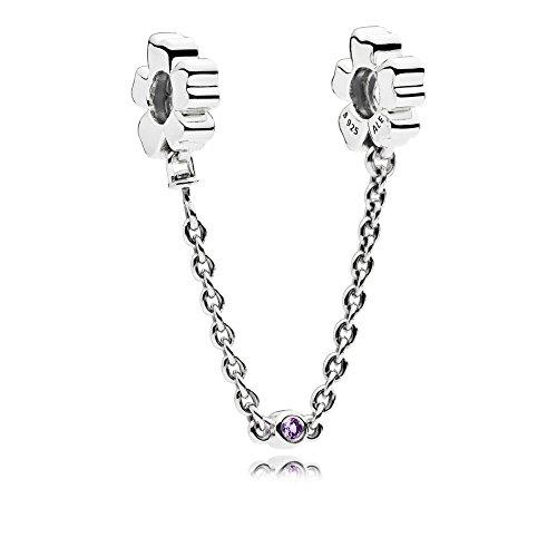- Pandora Wildflower Meadow Safety Chain Jewelry 797090NRP05