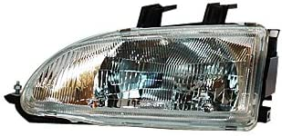 515 ROVER 400 ELECTRIC ADJUSTMENT PASSENGER SIDE HEADLIGHT WITH CLEAR INDICATOR