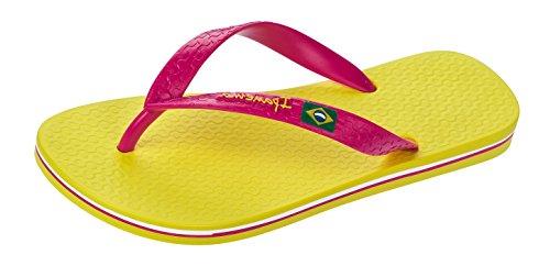Ipanema Brazil II Flip Flops Mujeres / Sandalias Yellow