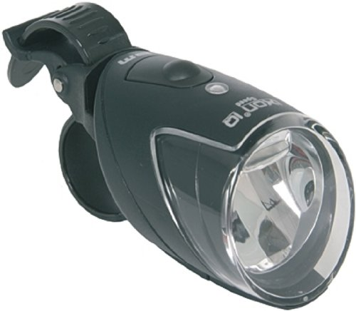 Front bike light B&M additional light IXON IQ Speed with Helmet mount by Busch u. Müller