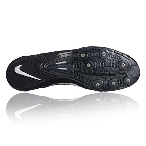 017 black Zapatillas Negro Running 4 Zoom Unisex Lj volt Nike Adulto De white qCw1zFnx7