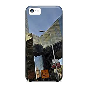 NjowUuH7578epeWd Anti-scratch Case Cover BJBcke Protective Barcelona Case For Iphone 5c