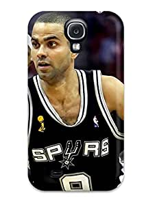 san antonio spurs basketball nba (52) NBA Sports & Colleges colorful Samsung Galaxy S4 cases