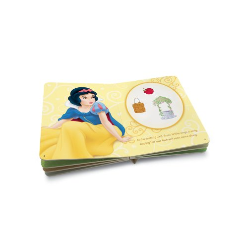LeapFrog LeapReader Junior Book: Disney Princess: A Heart Full of Love (works with Tag Junior) by LeapFrog (Image #5)
