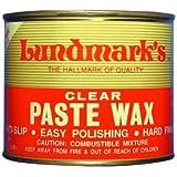 Lundmark Wax 3206P01-6 Clear Paste Wax