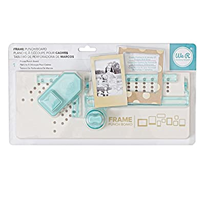 American Crafts 663006 We R Memory Keepers Punch Board Frame