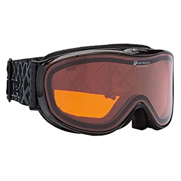 ALPINA Challenge 2.0 Adult Ski Goggles QH S Black Black Transparent  Size One Size by Alpina  Amazon.co.uk  Sports   Outdoors 73f733b94ce