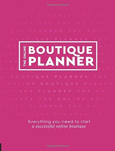Read Online The Online Boutique Planner pdf epub