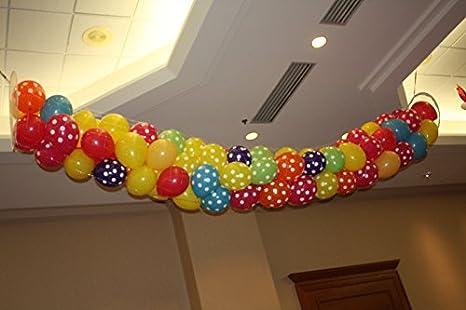 Boss 125 Ez Low Celing Professional Balloon Release System Pkg 1