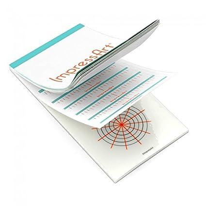 Amazon ImpressArt Stamp Guides Arts Crafts Sewing