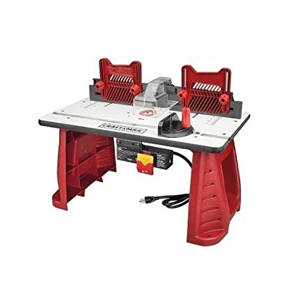 Router table craftsman perfect for woodworking in your garage or router table craftsman perfect for woodworking in your garage or work shop amazing wood working tables for your tools amazon keyboard keysfo Images
