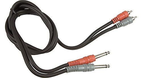 Live Wire RCA-1/4