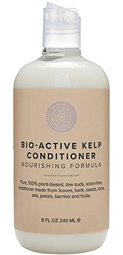 Bio Based Foam - Hairprint - 100% Plant-Based/All Natural Bio-Active Kelp Conditioner (8 fl oz/240 ml)