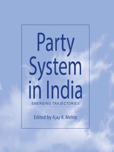 Party System in India: Emerging Trajectories