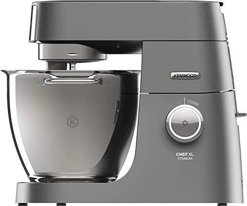 Kenwood Chef Titanium XL SystemPro 1700W: Amazon.es: Hogar