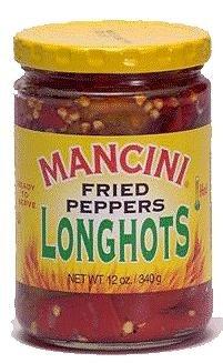 Italian Hot - Mancini Fried Long Hot Peppers