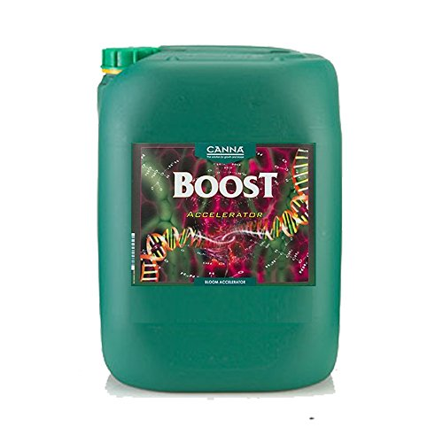 Canna 20 L Boost CannaBoost Accelarator Plant Additives - Flower and Flavor Stimulator Hydroponic Nutrient ()